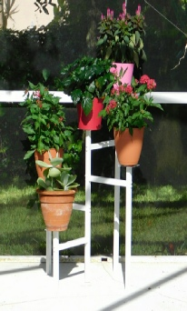 5 Tier Diamond Plant Stand