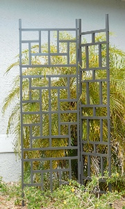 Bronze Trellis Kit